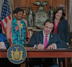 New York, Abortion, and a Short Route to Chaos