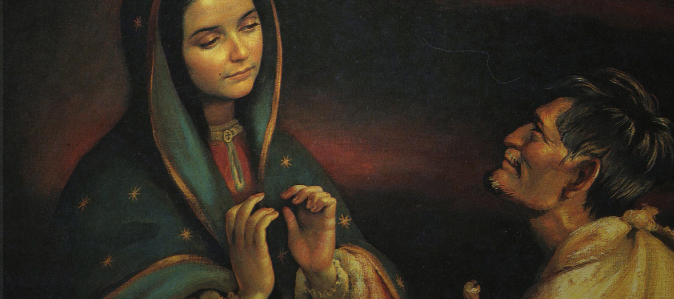 St. Juan Diego's Miraculous Proof