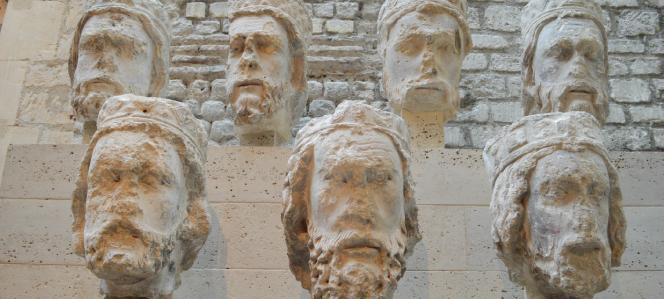 Beheading Statues