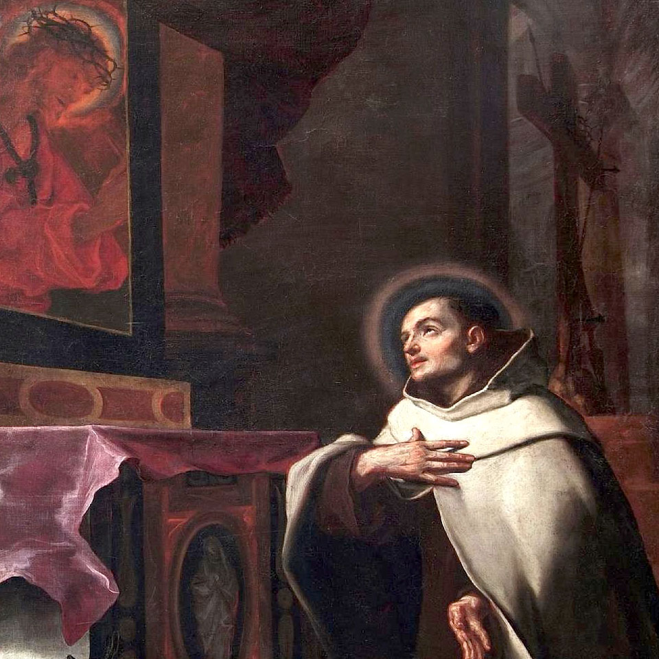 St. John of the Cross' Advice on Conquering Self-Love
