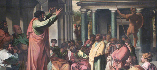 Preparing for Battle: 7 Tips from St. Paul on Evangelization