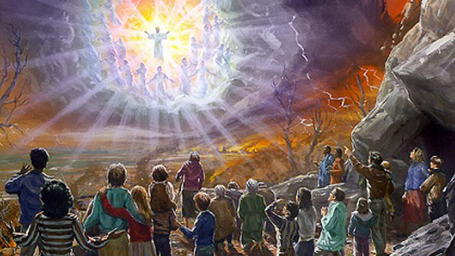 Image result for the second coming
