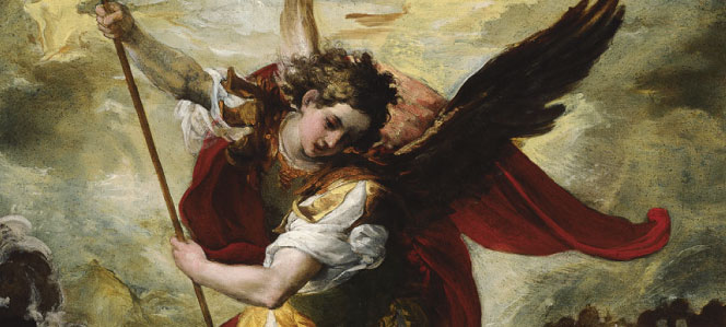 More Than a Rumor of Angels | Word on Fire