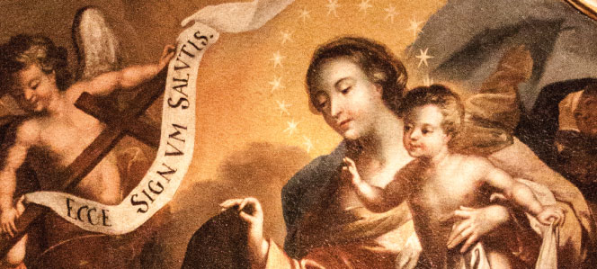 5 Things to Know About Our Lady of Mt  Carmel and the Brown Scapular