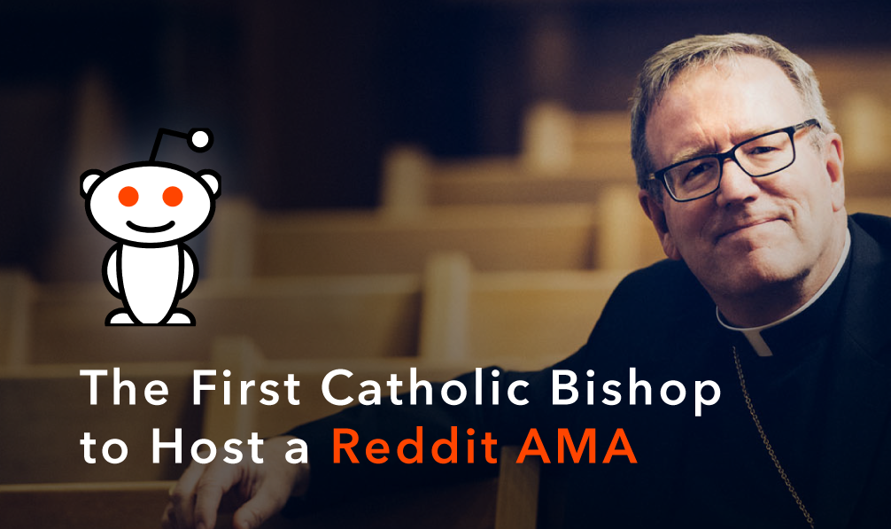 MONTHLY Help Bishop Barron Continue to Reach the Unaffiliated - Word
