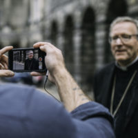 "Go Behind the Scenes of the Final Two ""Pivotal Players"" with Bishop Barron!"