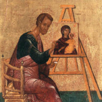 Saint Luke, the Artist