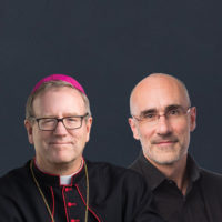"""Bishop Barron Presents"" with Dr. Arthur Brooks Tomorrow!"