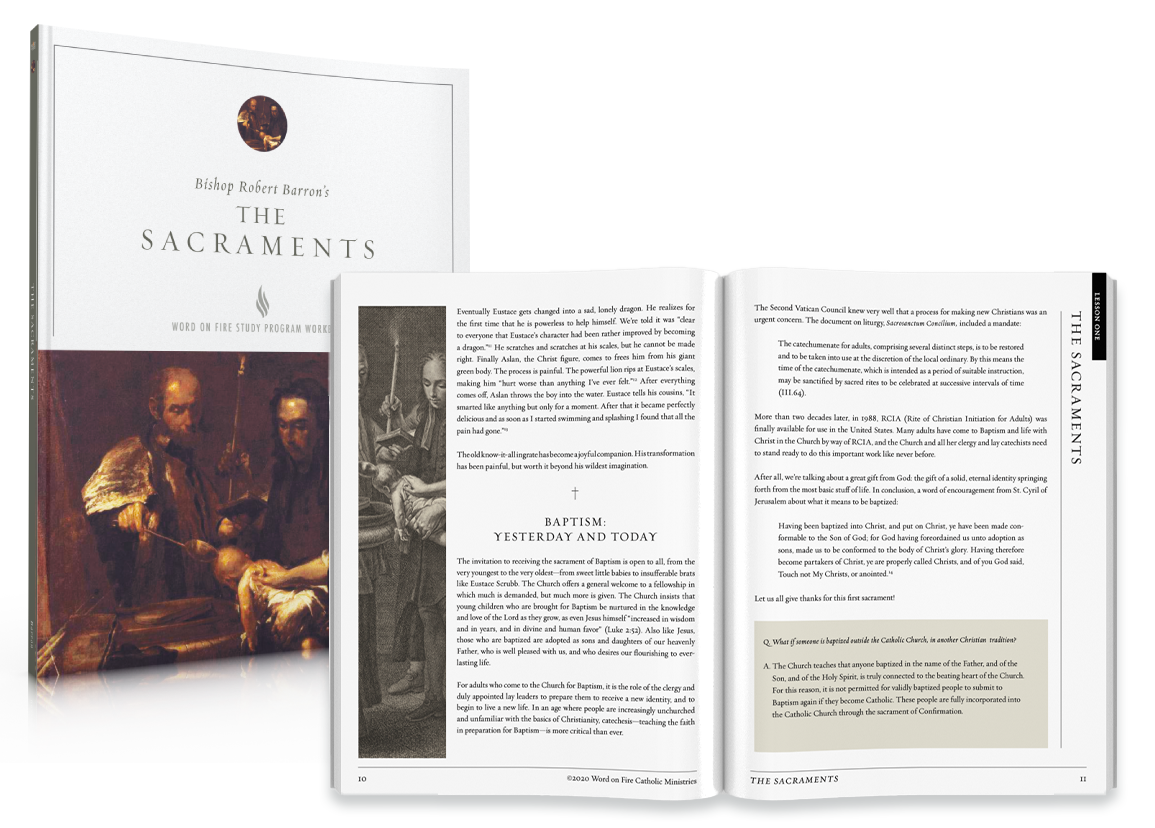 Sacraments Study Guide