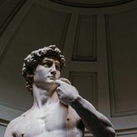 """David"" and Slaying Giants, Through Grace"