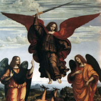The Celestial Intercession of the Holy Archangels