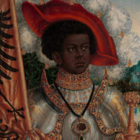 The Heroic and Influential Black Soldier-Saint You've Never Heard Of