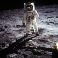 Buzz Aldrin and the Laws of Spiritual Physics