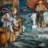 The Fantastic Voyage of St. Brendan the Navigator
