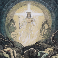 The Transfiguration: Divine Light and Holy Darkness